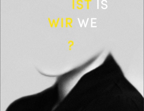 Wer ist wir? Who is we?